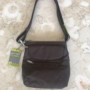 Travelon Anti-Theft Classic Mini Shoulder Bag